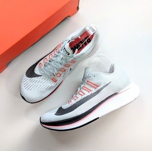Nike Zoom Fly Barely Grey/Oil Grey/Hot Punch